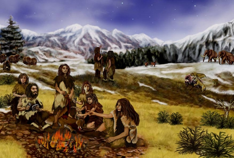 Labor, Human Origins, and Our Communal Past